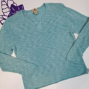Woolrich long sleeve Bayou sweater 0377
